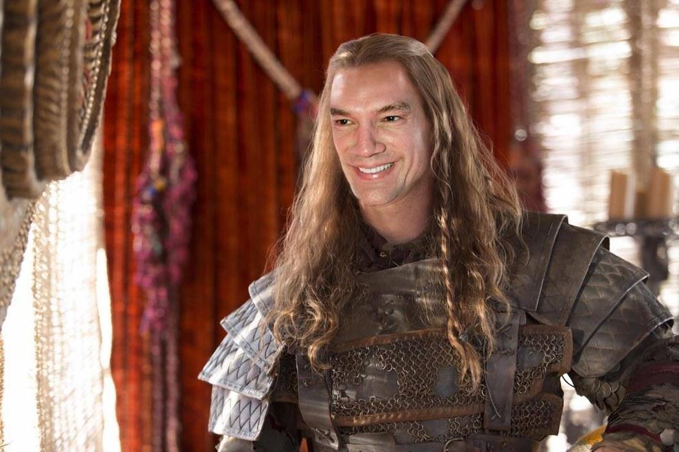 Daario Naharis seria interpretado por Ricardo Macchi.