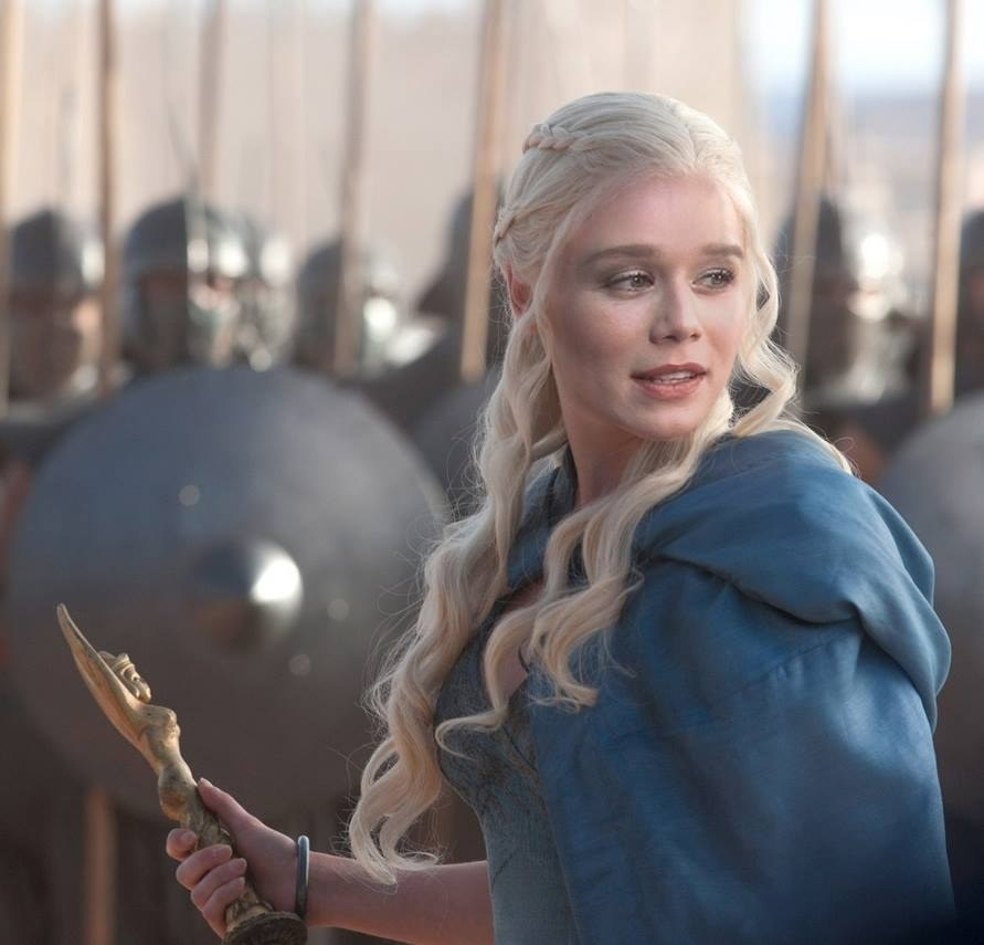 Mariana Ximenes faria a rainha dos dragões Daenerys Targaryen.