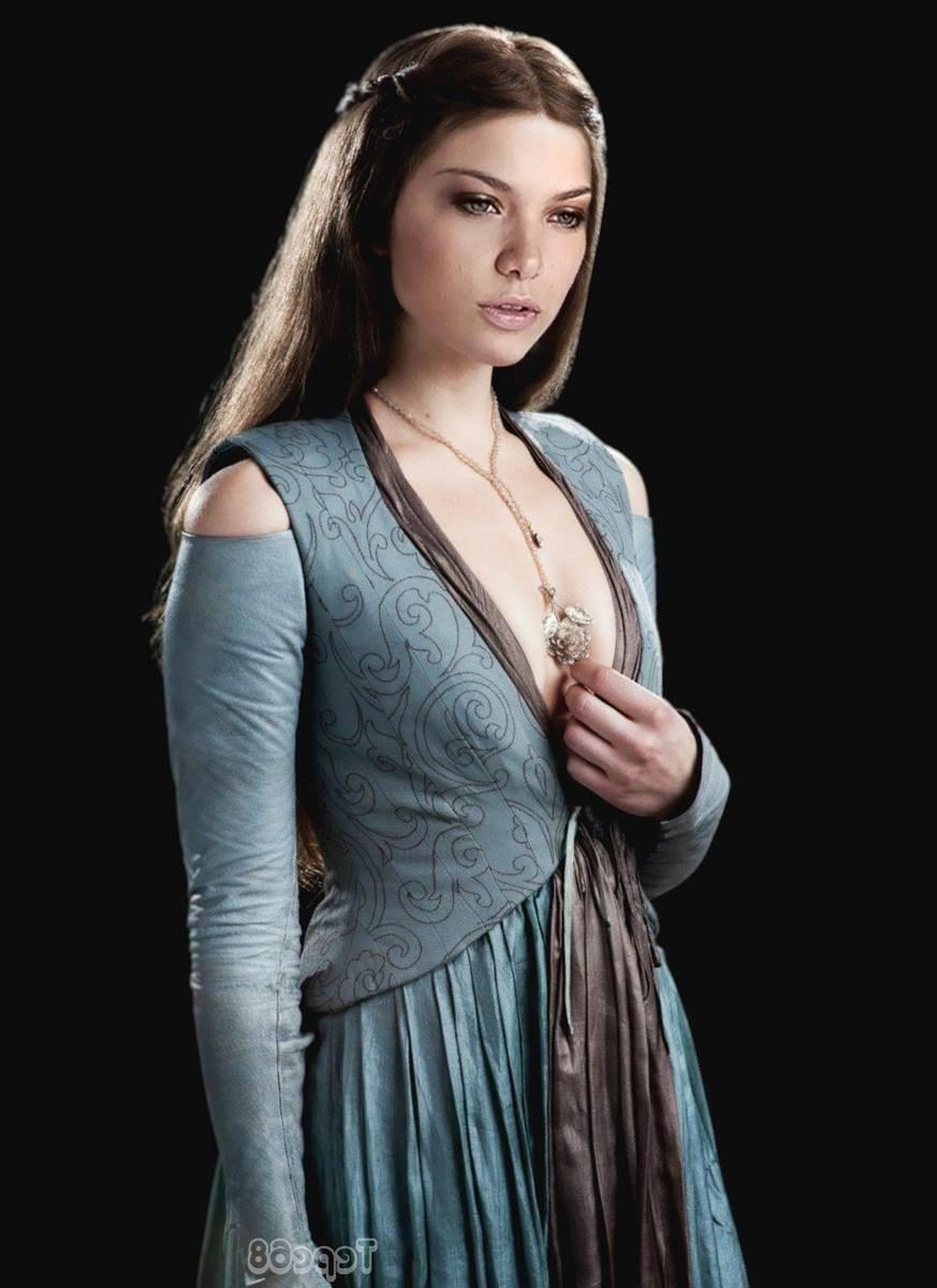 Milena Toscano é Margaery Tyrell.