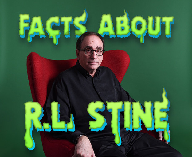 19 Facts Every Book Lover Should Know About R.L. Stine