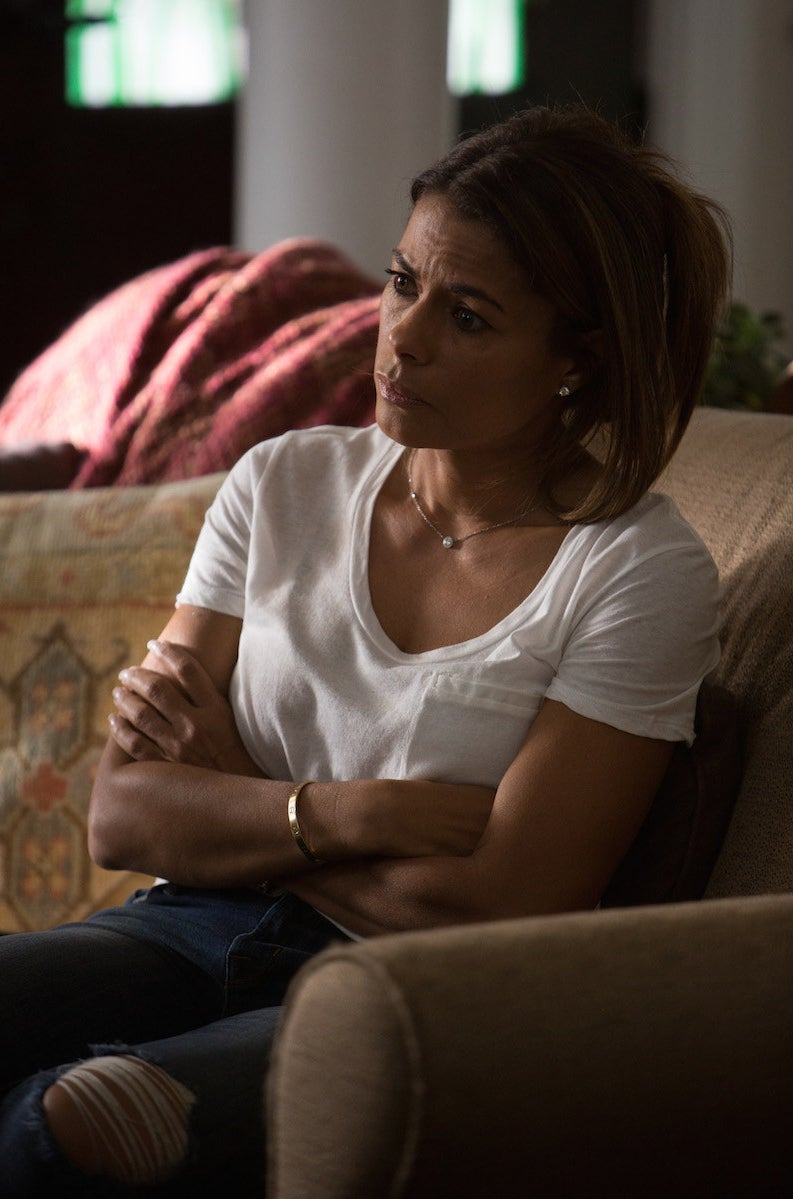 Lisa Vidal as Kara Lynch on Being Mary Jane.
