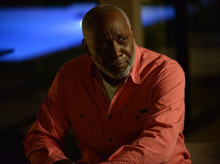 Richard Roundtree as Paul Patterson Sr. on Being Mary Jane.