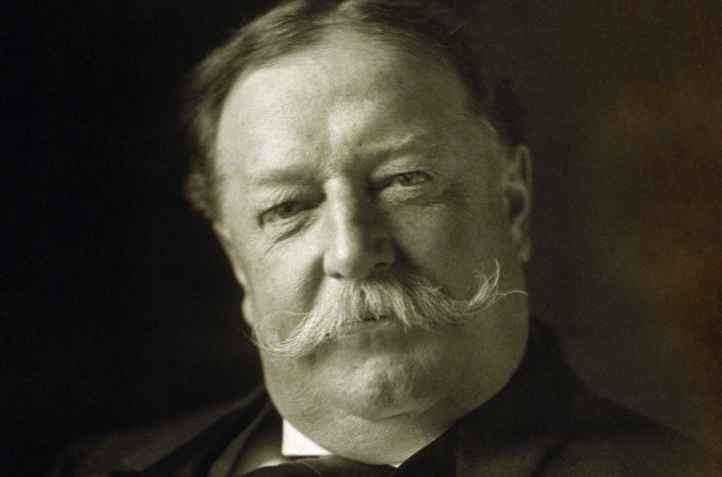 William Howard Taft 1909