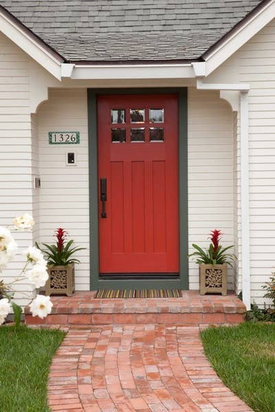 48 Budget Curb Appeal Ideas That Will Totally Change Your Home Enchanting Creative Home Decorating Ideas On A Budget Exterior