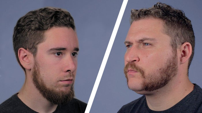 During the Civil War era, heavy sideburns (named after Civil War general Ambrose E. Burnside) and Abraham Lincoln-esque chin curtain beards were popular. However, it wasn't just these two styles which were in fashion. In general, all facial hair was extremely popular for men in the late 1800s.