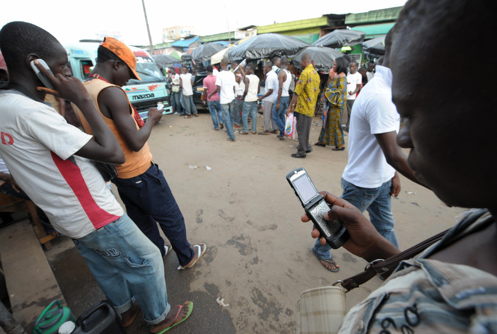 Nowhere In The World Uses Mobile Banking As Much As Africa