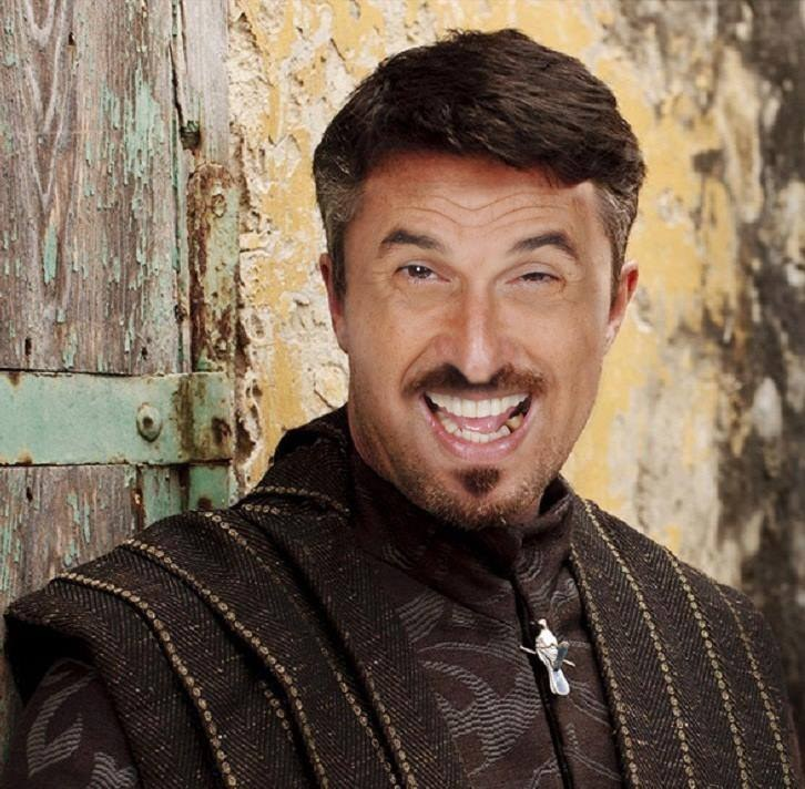Sergio Mallandro interpretaria o Petyr Baelish.