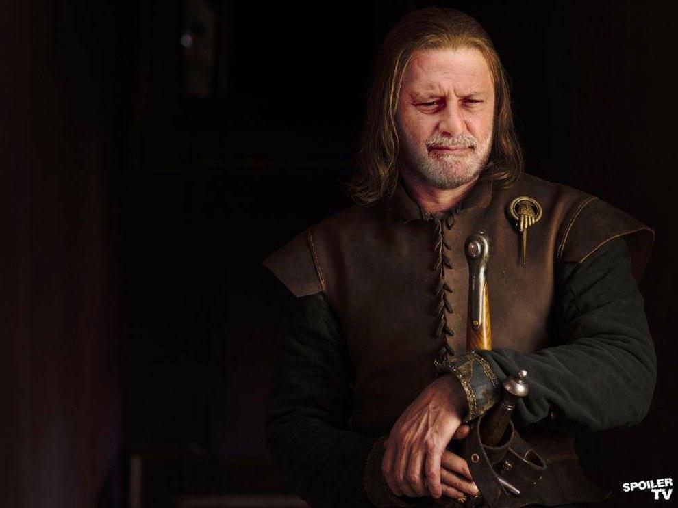 Antônio Fagundes é Ned Stark.