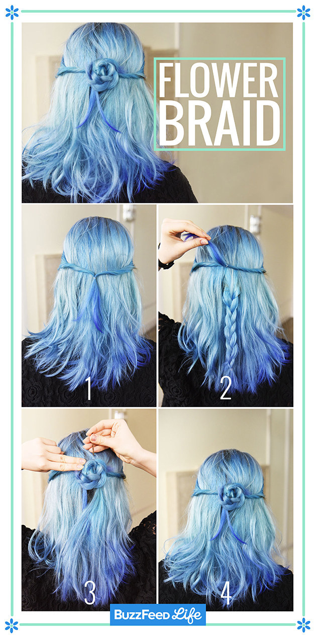 Superb 26 Incredible Hairstyles You Can Learn In 10 Steps Or Less Short Hairstyles Gunalazisus