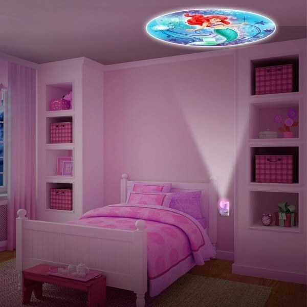 26 ideas for the ultimate disney princess bedroom for Disney princess bedroom ideas