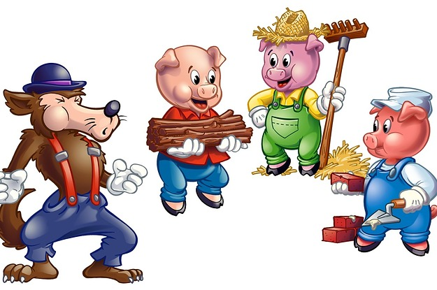 Which Three Little Pigs Character Are You?