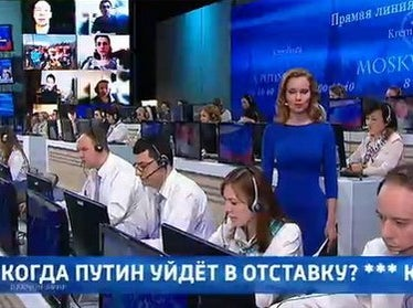 """""""Will Putin resign?"""""""
