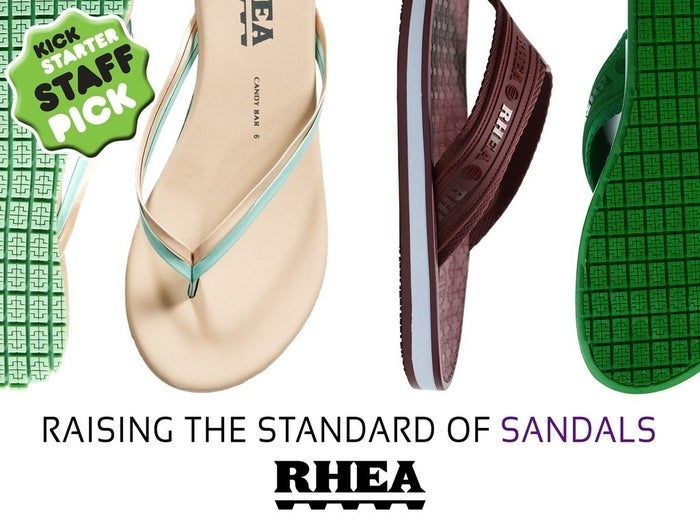 Sandals with traction? Yes, please!
