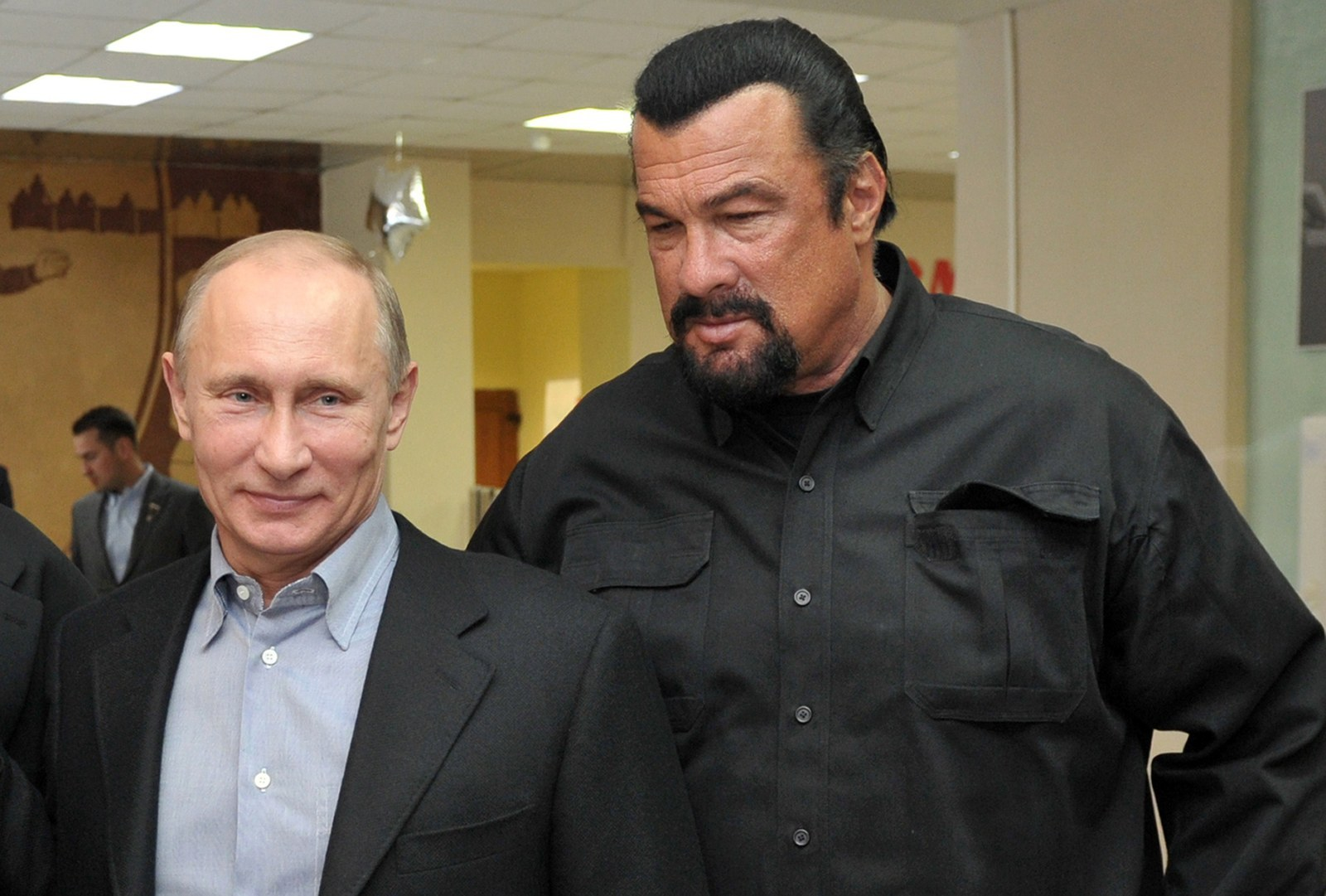 Putin's Action Hero: How Steven Seagal Became the Kremlin's Unlikeliest Envoy