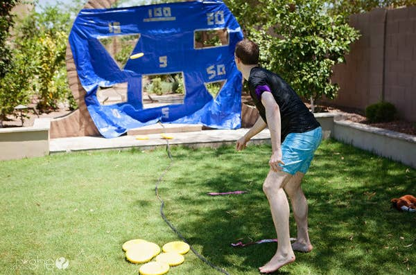 howdoesshe.com - 27 Fun Outdoor Games You'll Want To Play All Summer Long