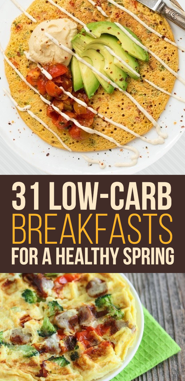 11 Low-Carb Breakfasts That Will Keep You Full For Hours
