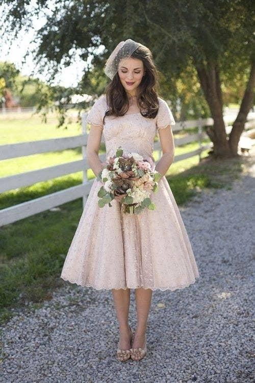 24 vestidos para novias no convencionales
