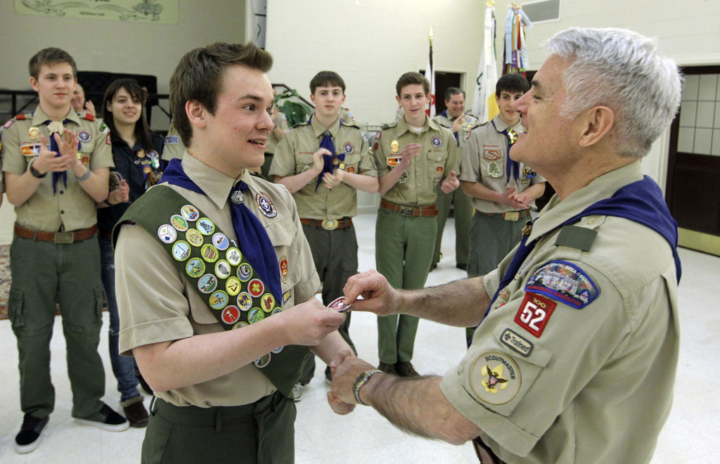 In A First, New York Boy Scouts Hire Out Gay Man