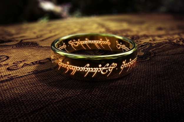 The lord of the rings zodiac