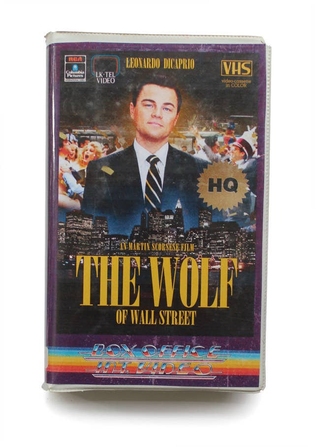 This Guy Mocked Up Perfect VHS Cover Art For Modern TV Shows
