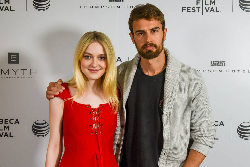 12 things you didnt know about dakota fanning and theo james share on facebook share m4hsunfo