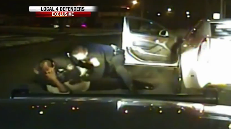 Inkster Police Chief Resigns After Officer Is Charged In Traffic-Stop Beating