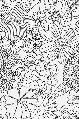 15 livros de colorir para quem não quer pintar só flores e jardins
