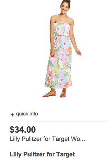 157a8da430b Shoppers Are Furious At People Reselling Lilly Pulitzer For Target