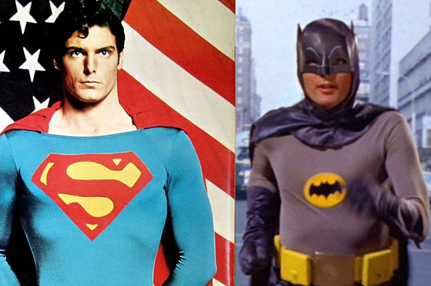"""This Retro Version Of The """"Batman V Superman"""" Trailer Is The Best Thing Ever"""