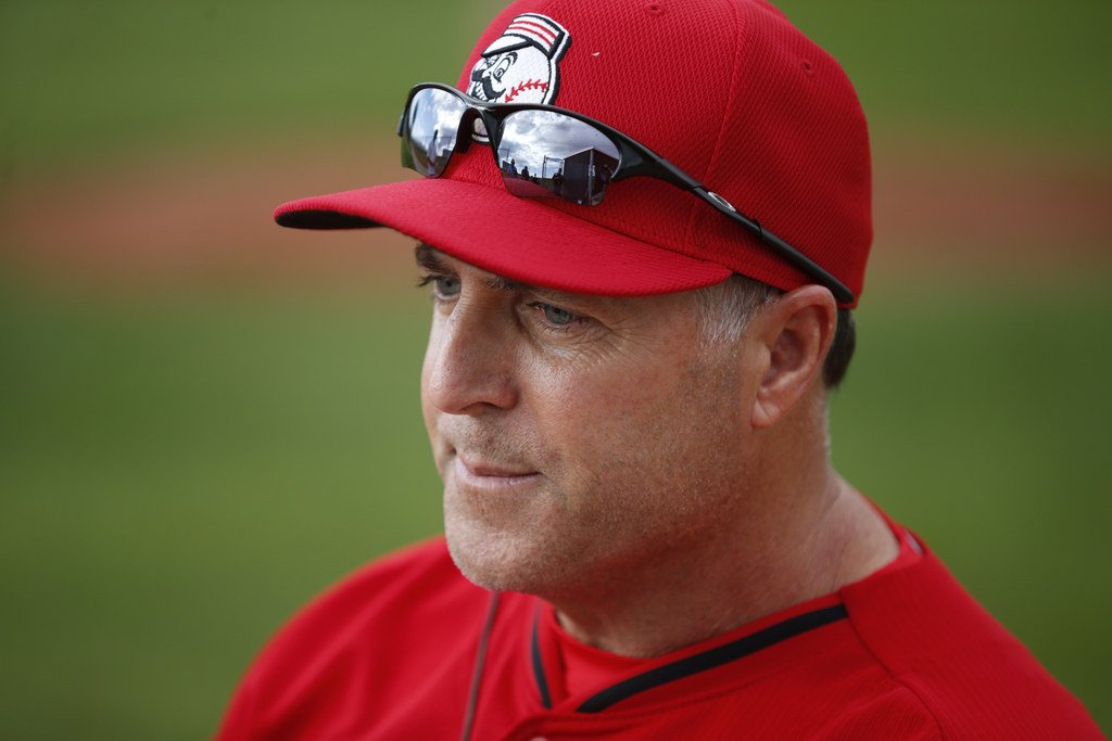 Cincinnati Reds Manager Flips Out On Reporter And Drops 77 F-Bombs During Rant