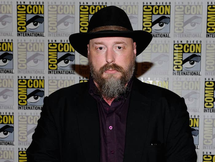 """After Dr. Horrible's success, Whedon spoke openly of creating another web series with writer Warren Ellis (pictured) that Ellis has called """"a funny horrible story about the end of the world,"""" but that's about as far as things have progressed.""""I still talk to Warren about it. I still think it's interesting. It was built around a sort of internet paradigm that probably is a little old-fashioned. It was built in my mind when still nobody was doing anything. So I sort of need to look at the landscape."""""""