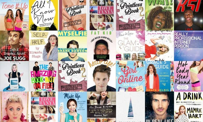YouTubers have become an ever increasing talent pool, like reality and tv stars before them, for releasing books. Here are the past and future launches of these huge online celebrities, by order of launch date. There are likely plenty more in development, as many have become New York Times Bestsellers.