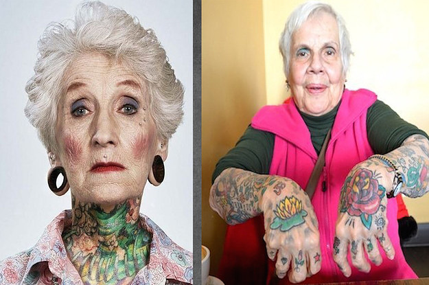 Tattoo 50: How Do Tattoos Change Over 50 Years?