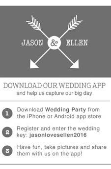 17 Ways To Collect Your Guests Wedding Photos