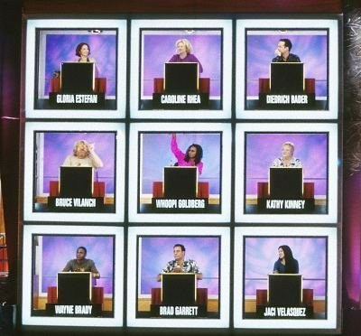 Kuis Celebrity Squares Di Net TV ~ Seputar TV