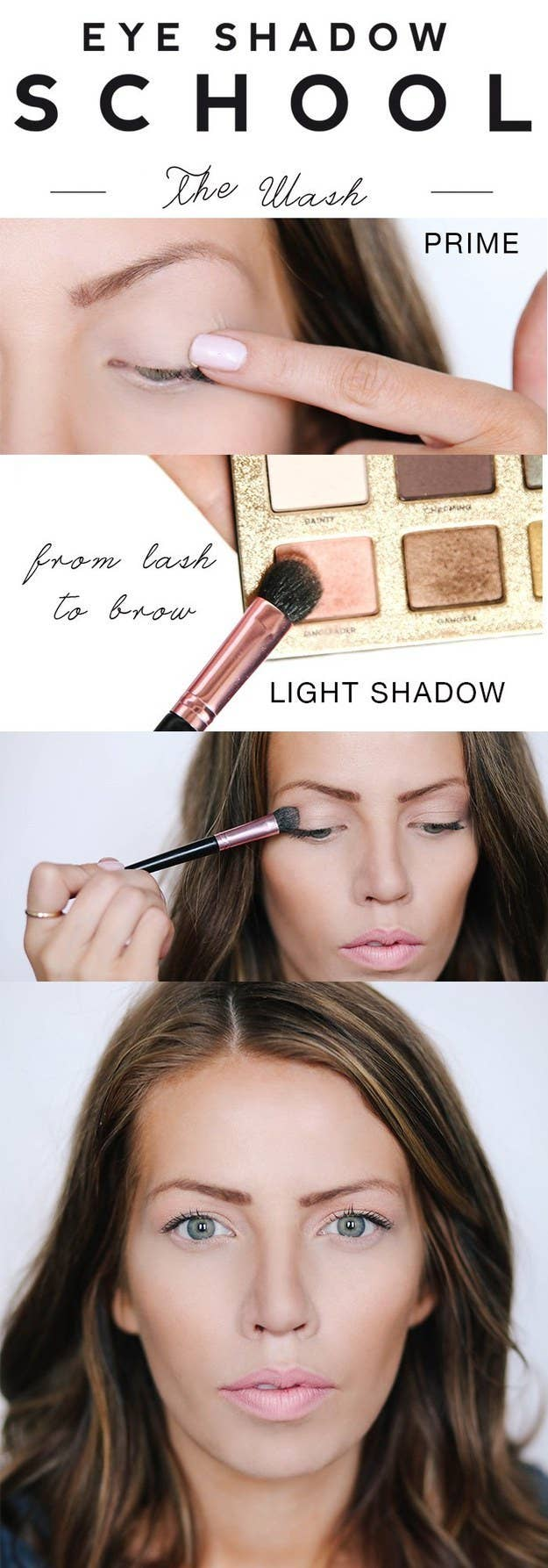 19 eyeshadow basics everyone should know priming keeps your eyeshadow from creasing or falling off as your day goes on if ccuart Images