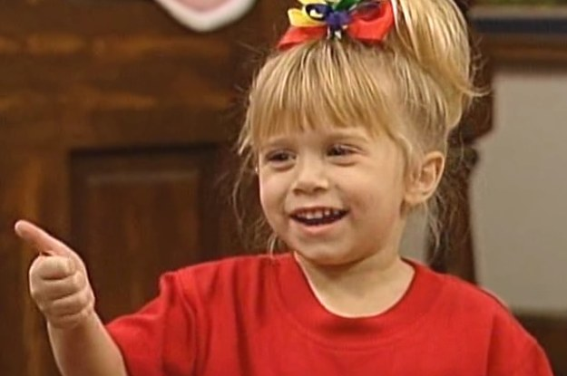 """Which Olsen Twin Should Play Michelle Tanner In The """"Full ..."""