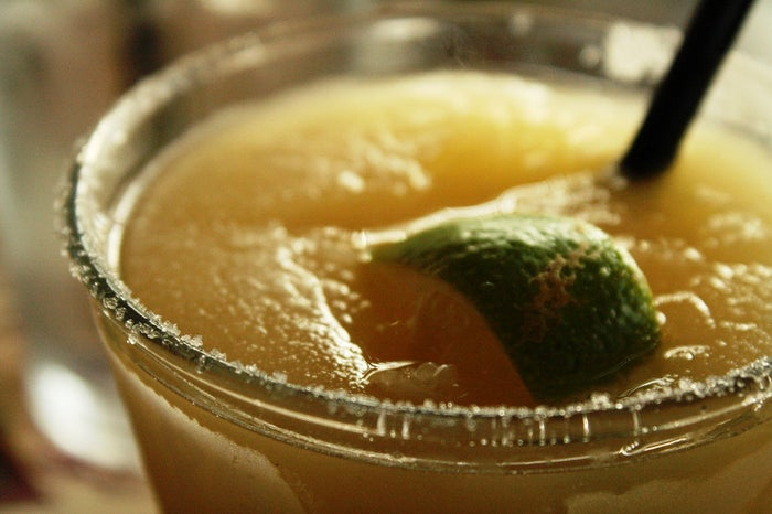 Yes, margaritas originated in Mexico. But in 1971, Dallas restauranteur Mariano Martinez retrofitted a soft-serve machine, poured in some margarita mix, and out came what is now one of America's favorite drinks. Fun fact: In 2005, the National American History Museum acquired Martinez's original machine.