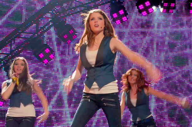 Get A Sneak Peek Of The Girl Powered Final Pitch Perfect 2 Performance