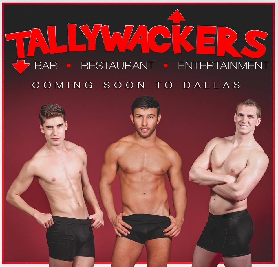 The Male Equivalent Of Hooters Is Coming So We Hope You're Thirsty