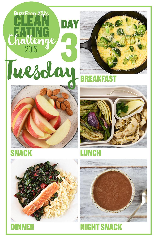 Eat clean diet easy recipes