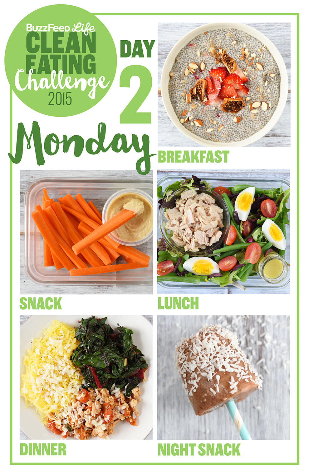 Here S A Two Week Clean Eating Challenge That S Actually Delicious