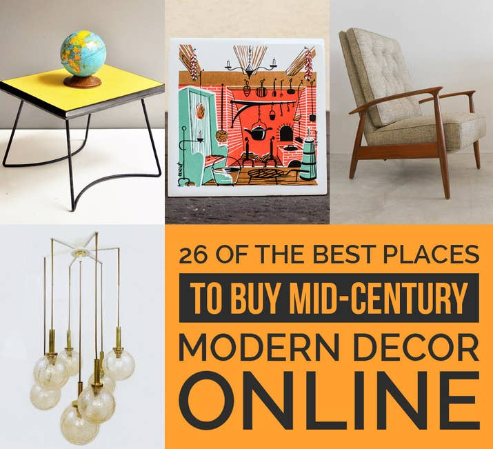 Amazing Mid Century Modern Accessories Snob Interior Design Mad Men  Accessories