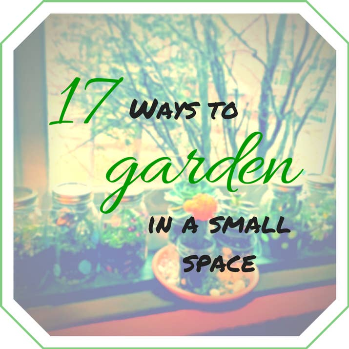 Small Space Garden Ideas small space garden ideas 4 Share On Facebook Share