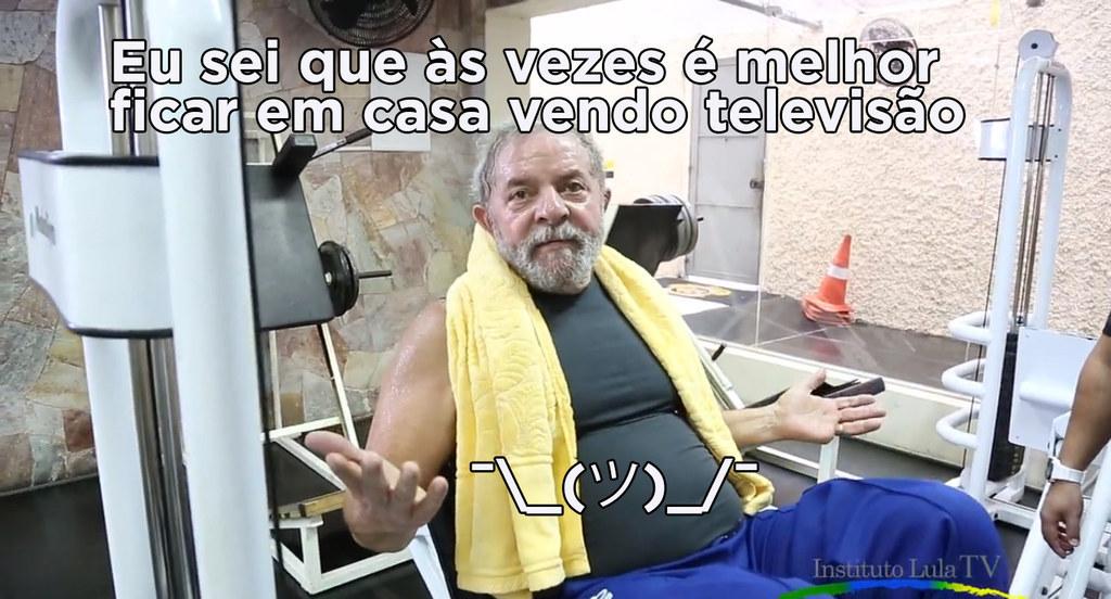 Os 10 momentos que você precisa reparar no vídeo do Lula malhando