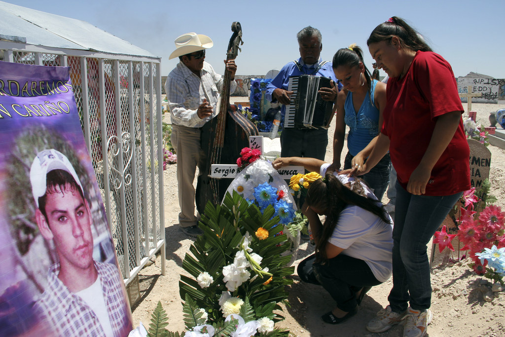 Family Of Mexican Teen Shot From Across The Border Can't Sue In U.S.