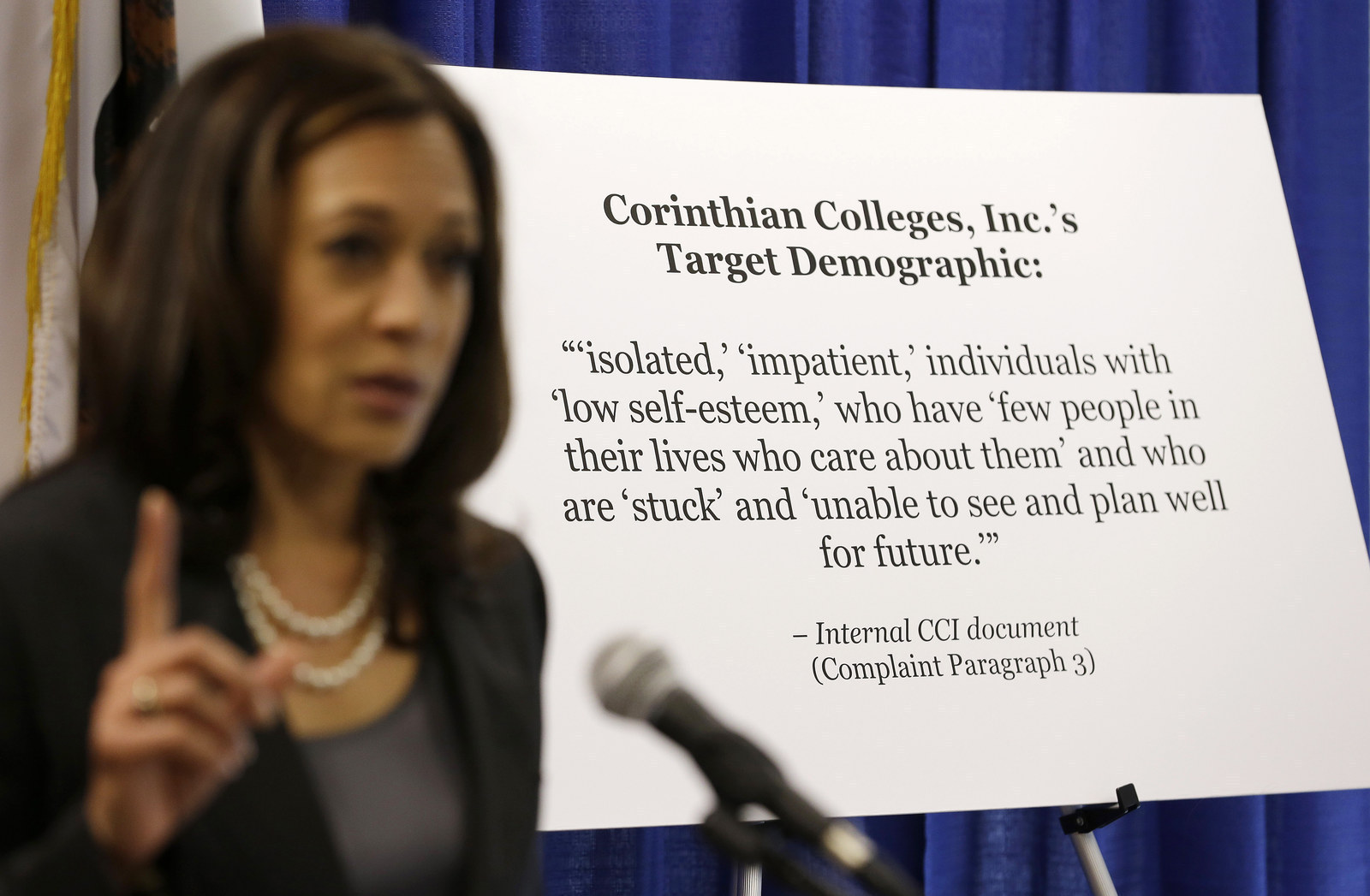 For-Profit Corinthian Colleges Goes Out Of Business