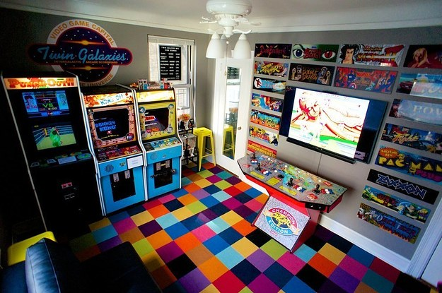 . 27 Geeky Interior Designs You ll Want To Re Create