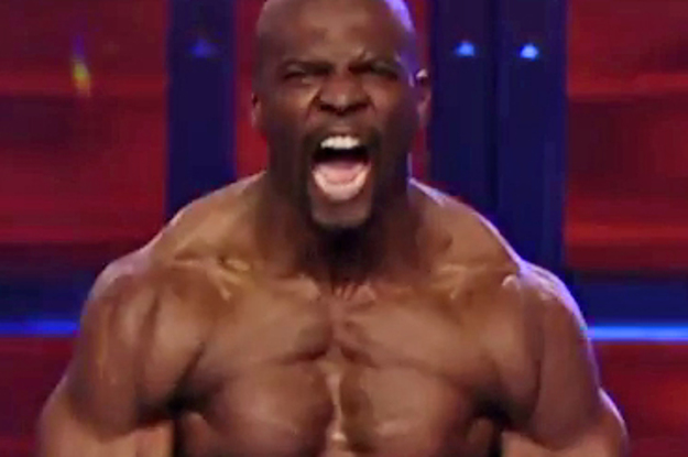 Terry Crews Epic Lip Sync Will Give You Intense Feelings