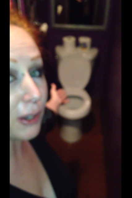 A Woman Discovered Two Way Mirror In, 2 Way Mirror Bathroom